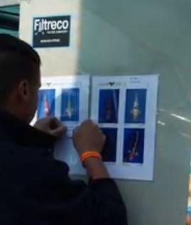 таблички и фото участников соревнований - шоу3.JPG