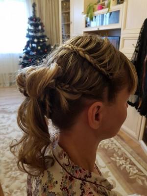 Проба пера- вечерние причёски... - IMG_2047.JPG