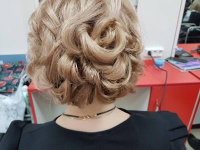 Проба пера- вечерние причёски... - IMG_2281.JPG