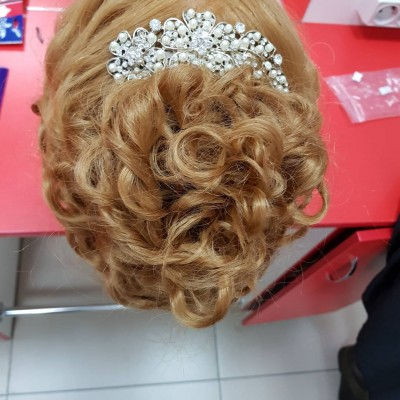 Проба пера- вечерние причёски... - IMG_2301.JPG